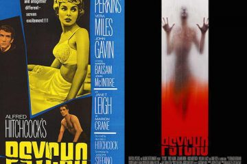 Horror Movie Posters: The Original Vs. The Remake
