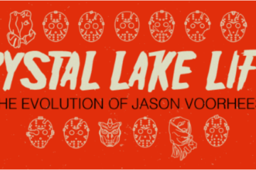 Friday the 13th - Evolution of Jason Voorhees [Infographic]