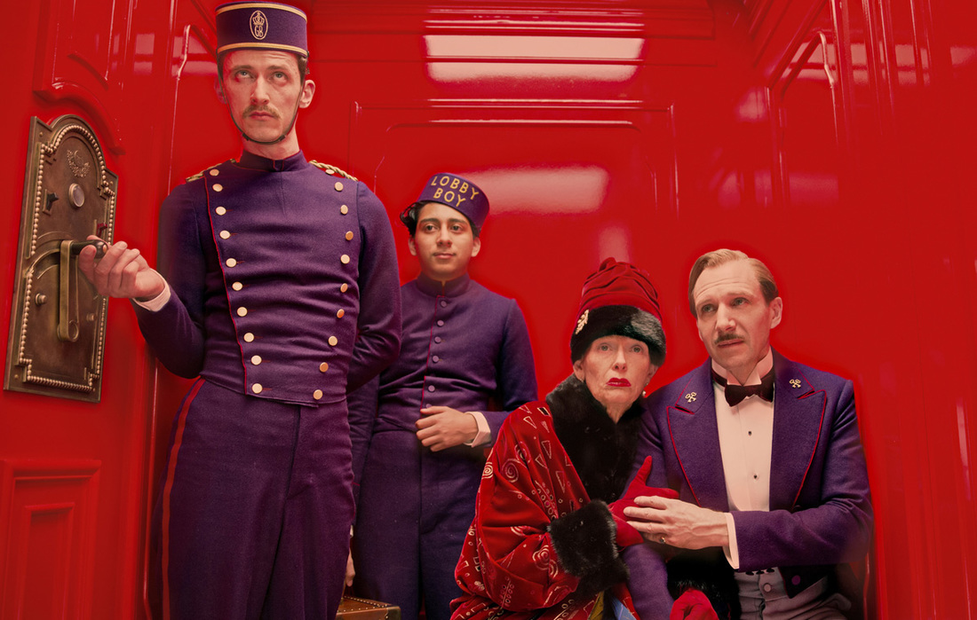 The Grand Budapest Hotel [2014]