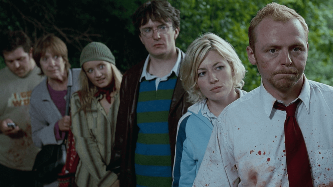 Shaun of the Dead [2004]
