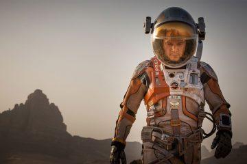 The Martian [2015]