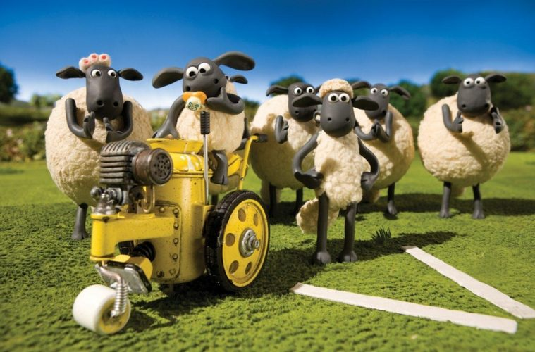 Shaun the Sheep Movie [2015]