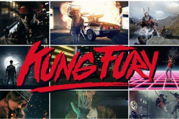 Kung Fury [2015] Spoiler Free Movie Review