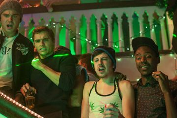 Still from movie Neighbors [2014]