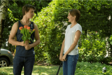 Movie Still from The Fault in Our Stars 2014