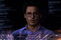 Movie Still from Transcendence 2014