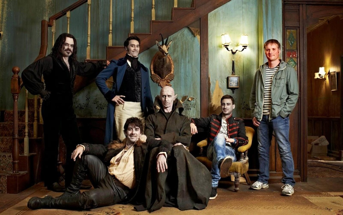What We Do in the Shadows [2014]