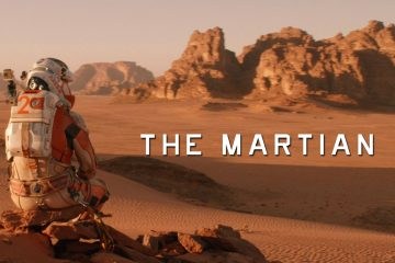 the martian vfx showreel