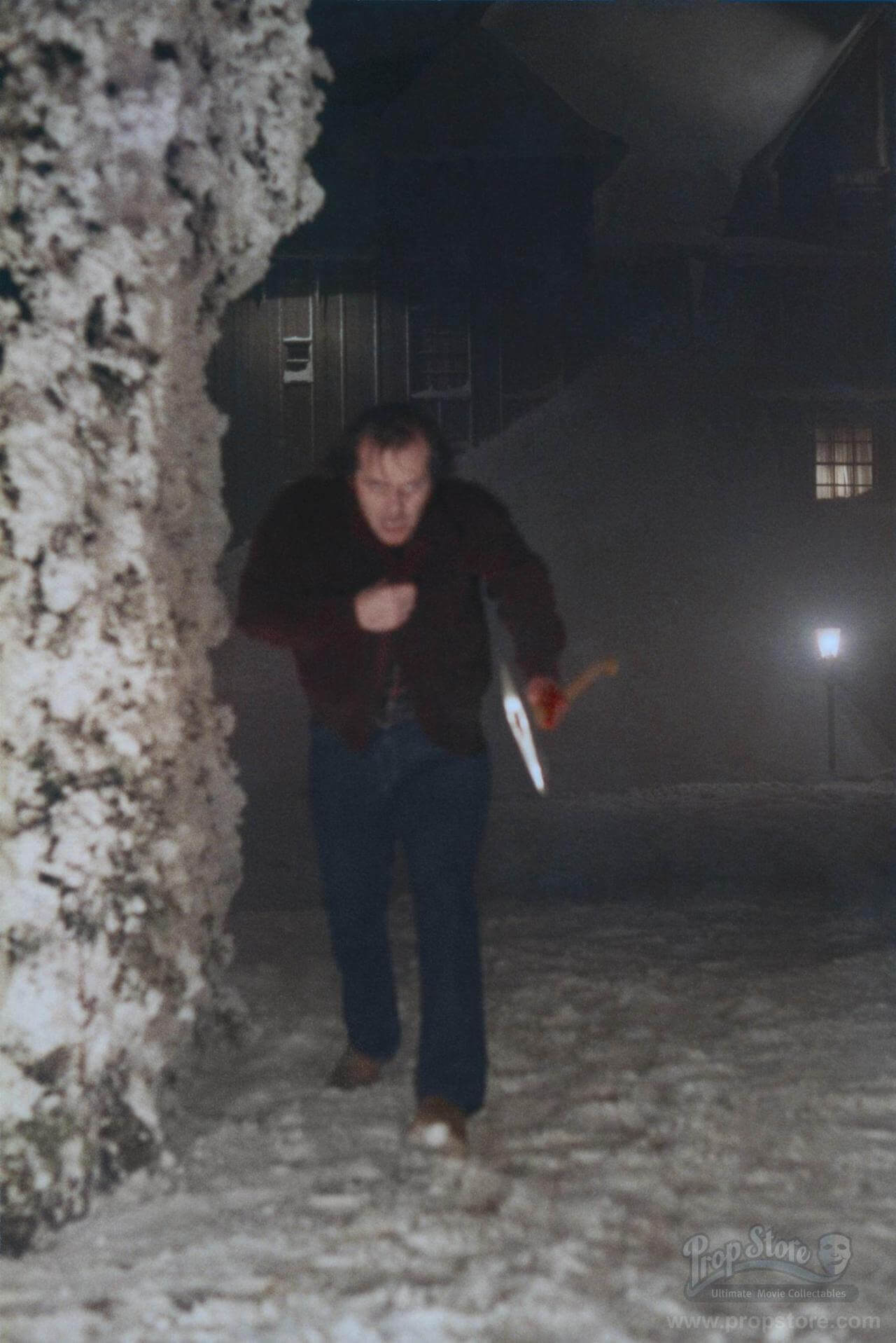Behind The Scenes Photos And Production Trivia From The Shining