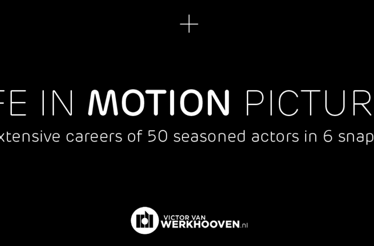 a life in motion pictures