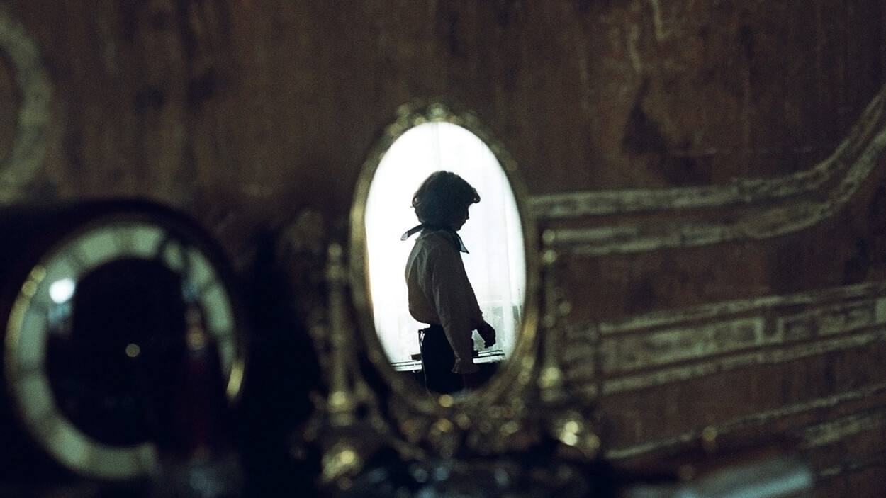 childhood of a leader