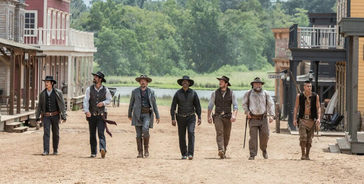 The-magnificent-seven 2016 Spoiler Free Movie Review