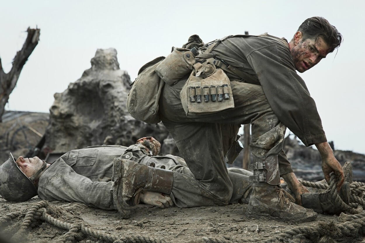 hackraw ridge 2016