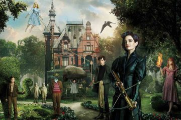 Miss Peregrine's Home for Peculiar Children Movie Image 2016