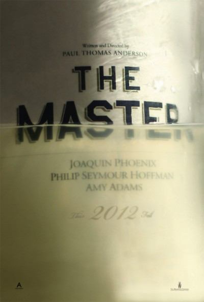 The Master Movie Poster PT Anderson