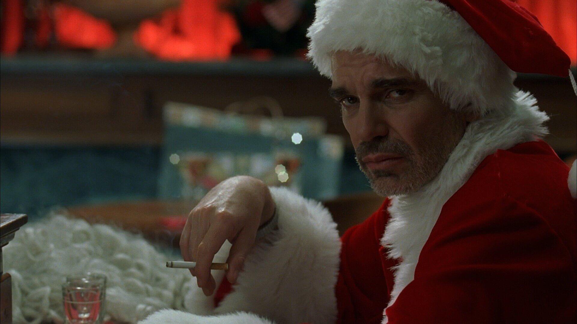 Bad Santa Christmas Movie