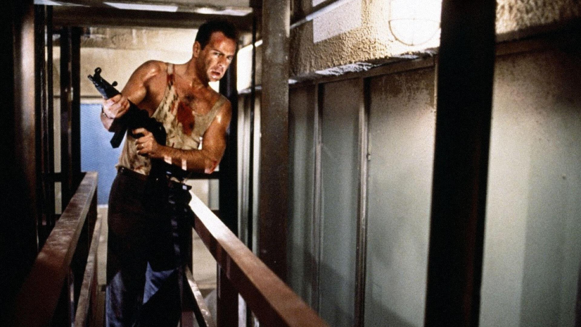 Die Hard 1988 Christmas Movie