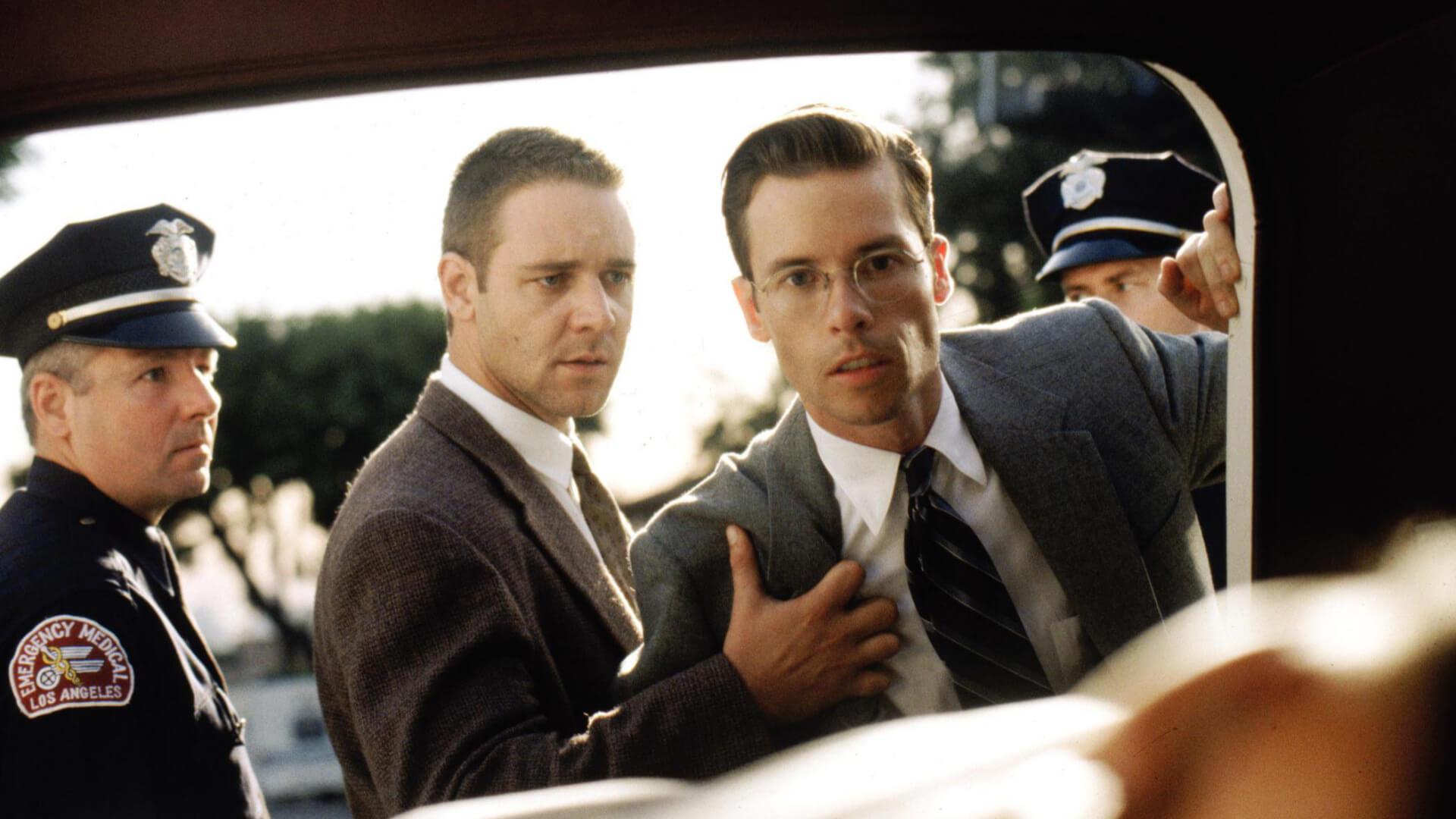 LA Confidential 1997 Christmas Movie