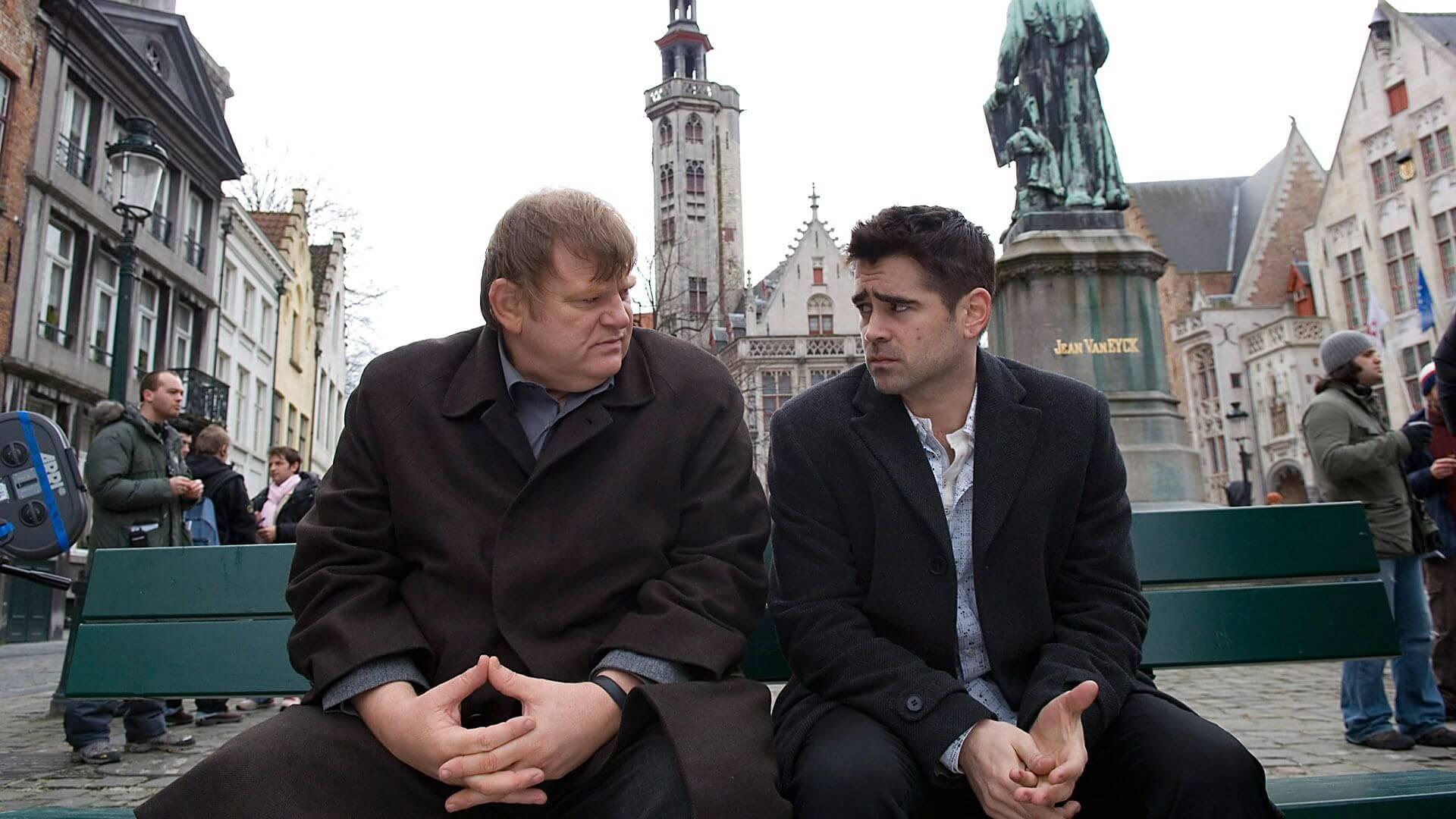 In Bruges 2008 Christmas Movie
