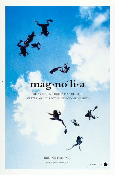 Magnolia 1999 Movie Poster