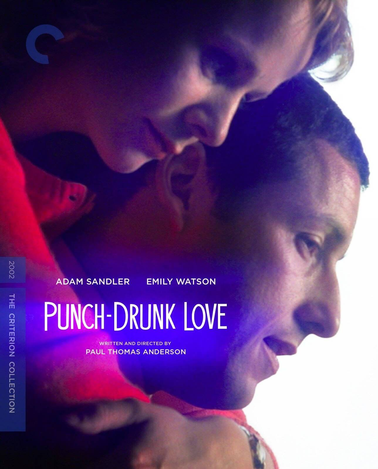 Punch Drunk Love Criterion Release Cover
