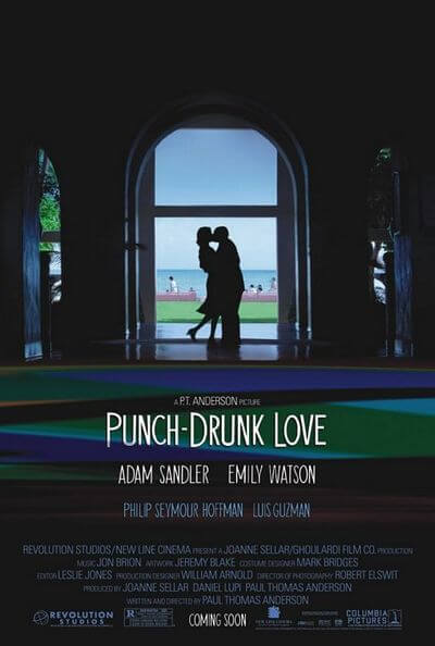 Punch Drunk Love Movie Poster