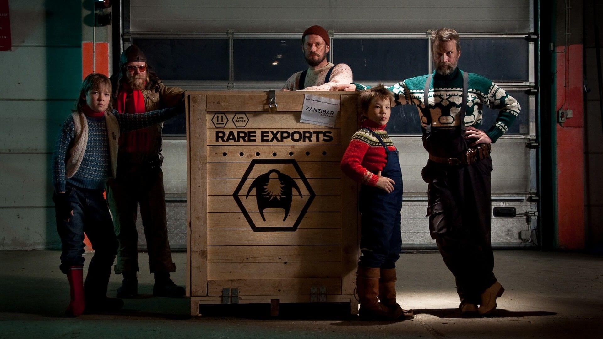 Rare Exports: A Christmas Tale Movie List