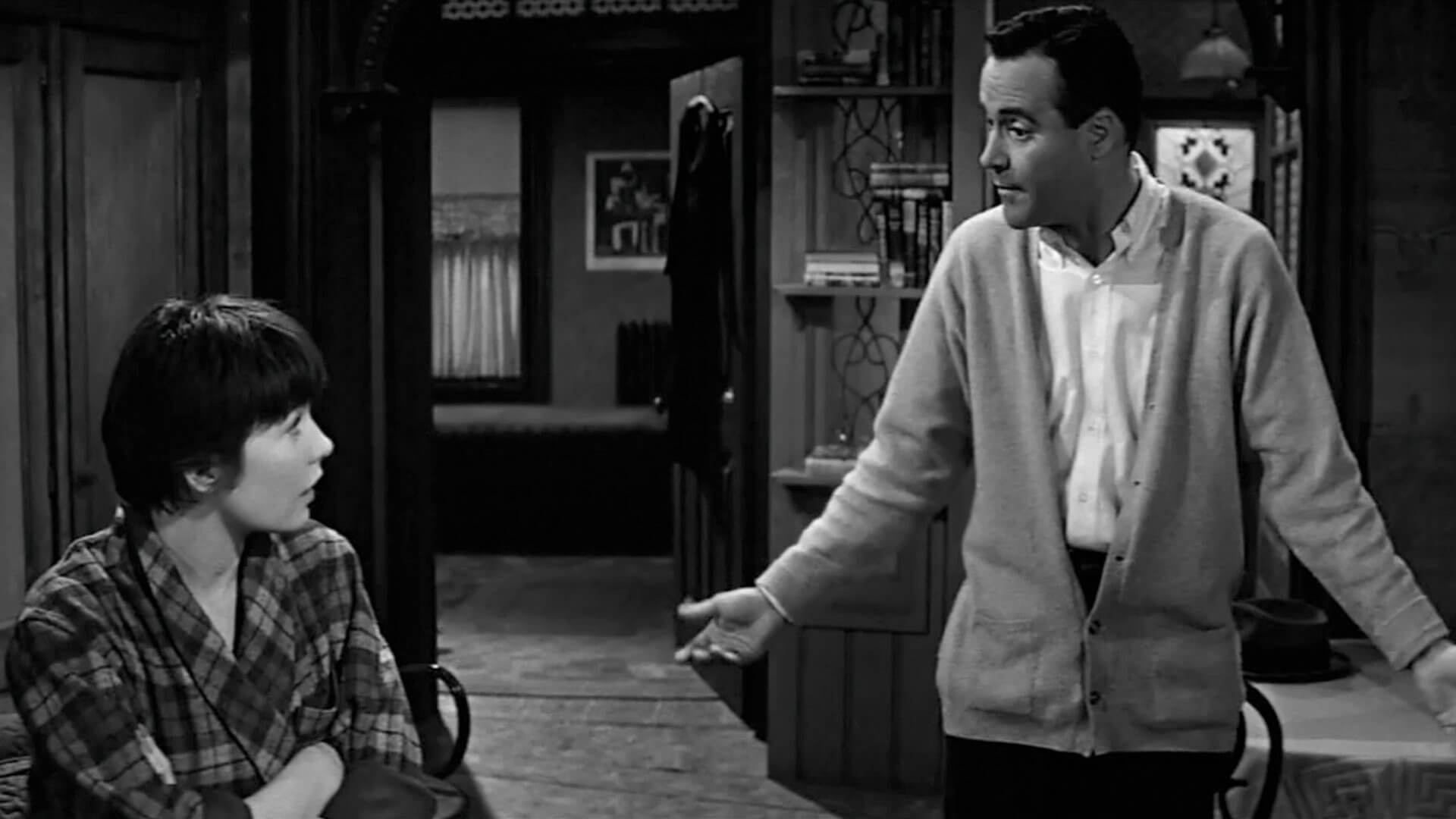 The Apartment 1960 Christmas Movie
