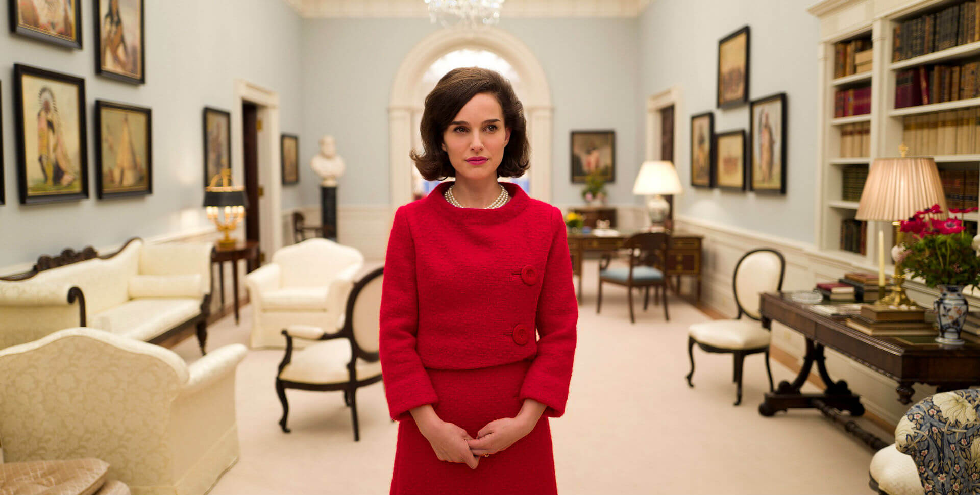 Natalie Portman Still from Jackie 2016