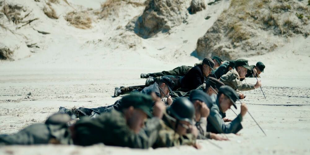 Still of Land of Mine 2015