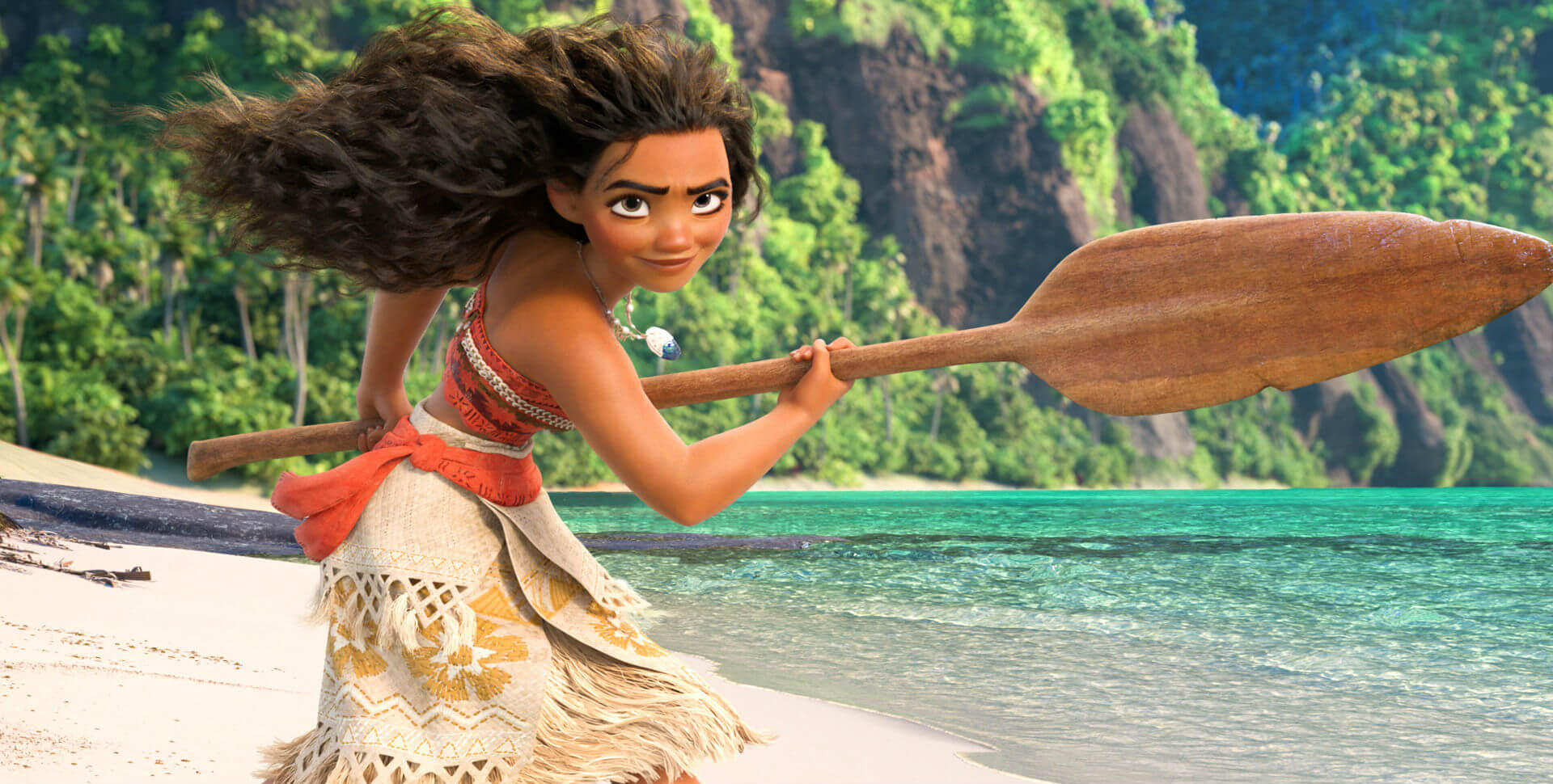 Moana 2016 Still from Movie
