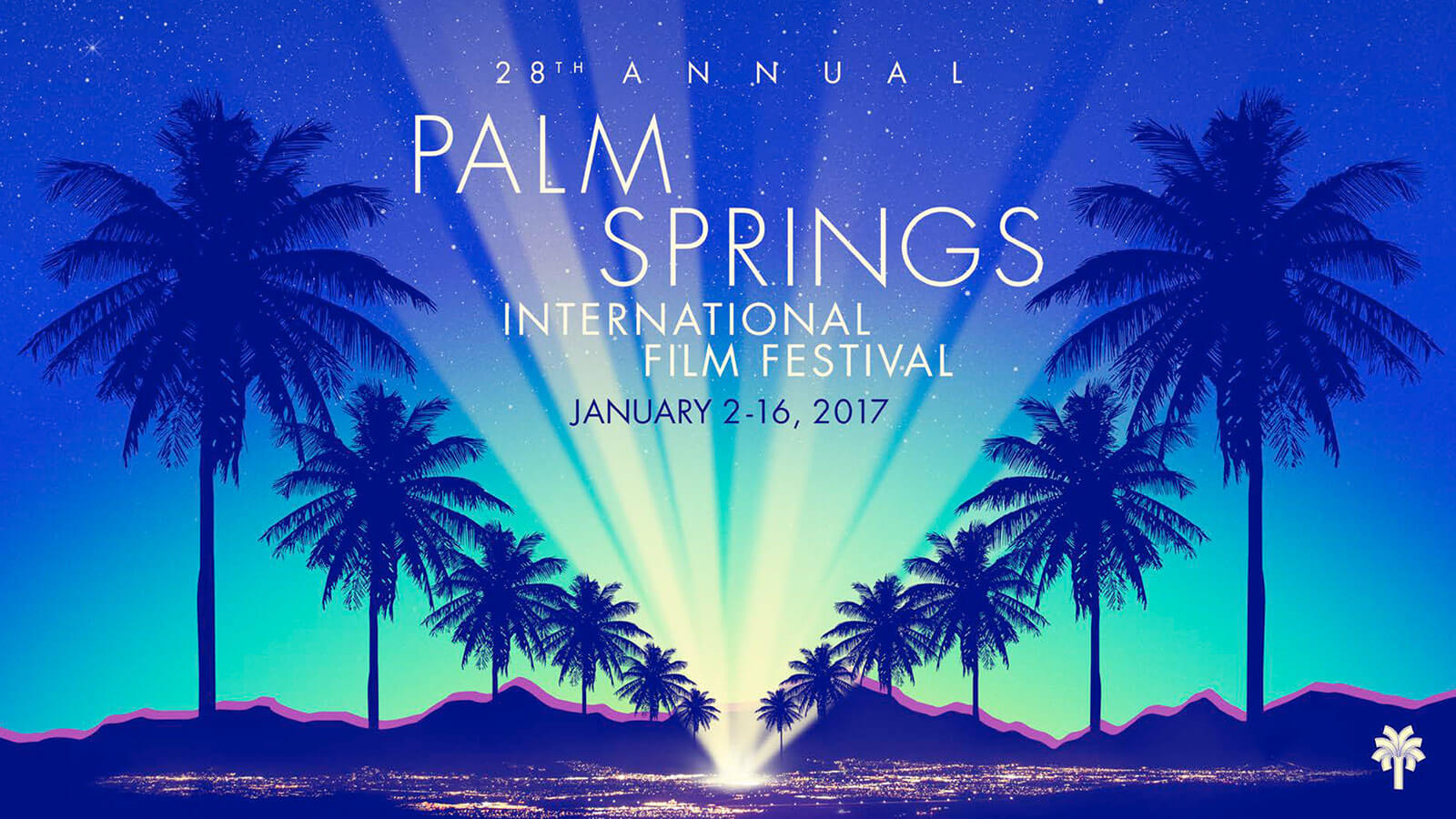 Palm Springs Film Festival 2017 Graphic