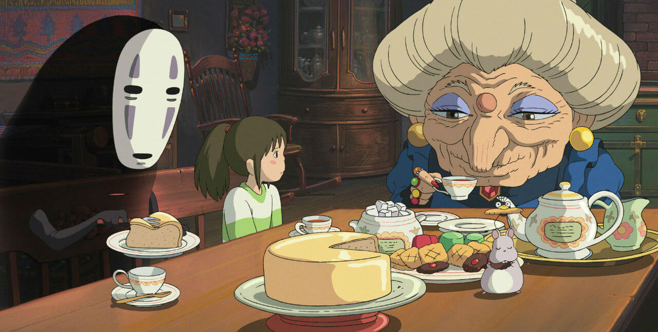 Movie Still from Spirited Away (2001)