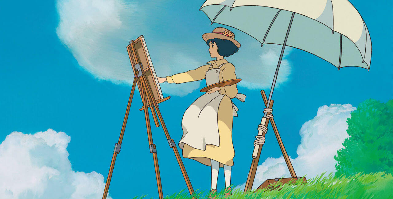 Still from The Wind Rises (2013)