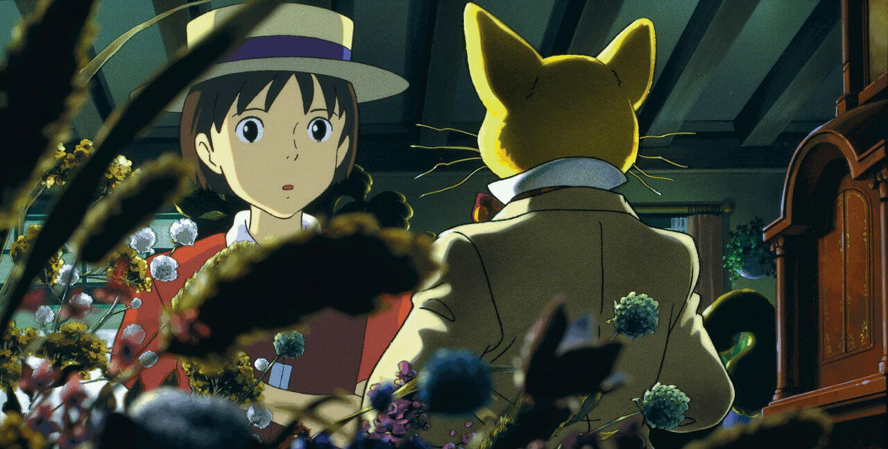 Still from Whisper of the Heart (1995)