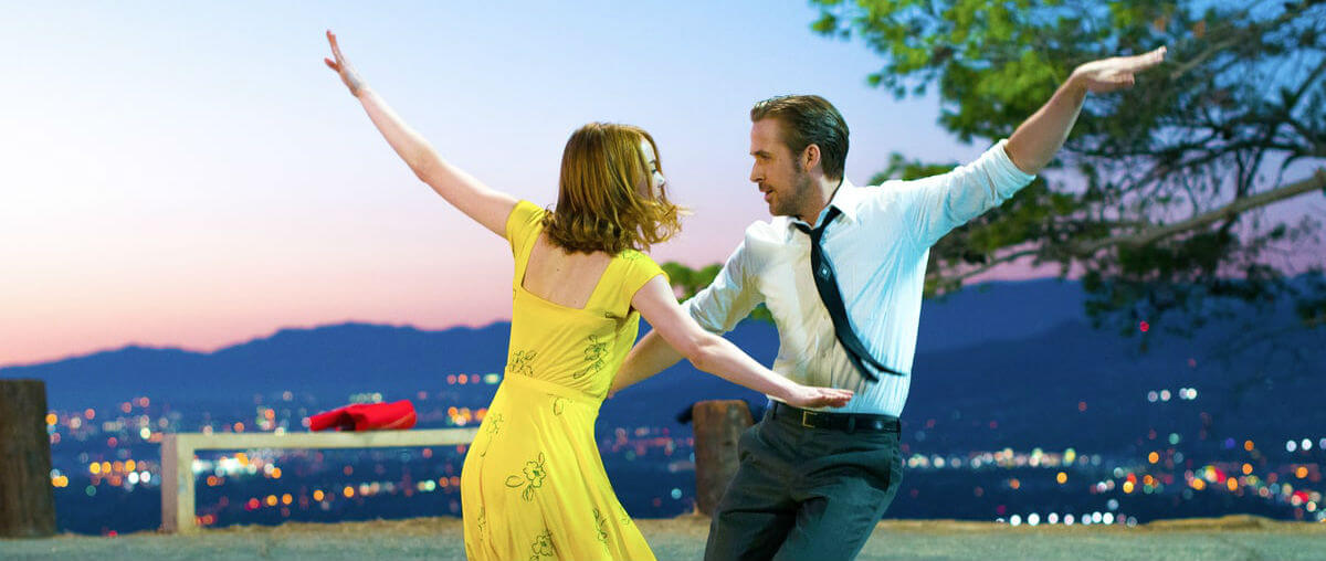 La La Land 2016 Best Movies List