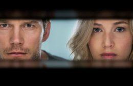 Passengers 2016 Chriss Pratt Jennifer Lawrence