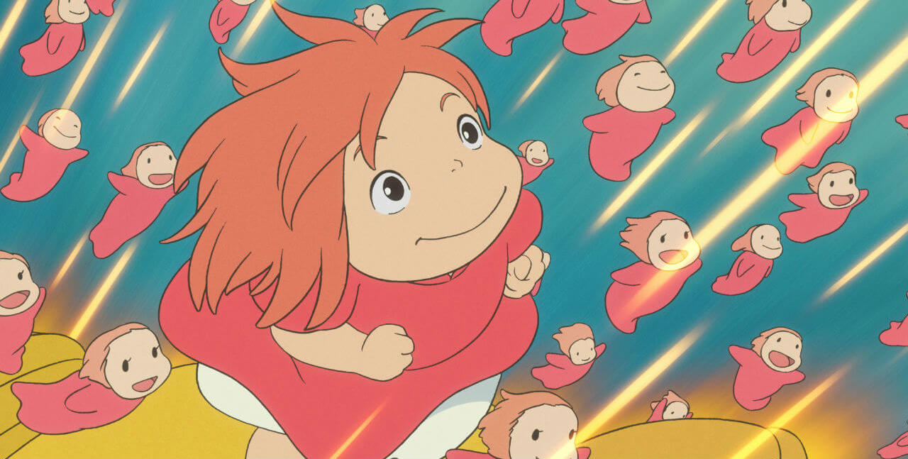 Ponyo Screenshot Studio Ghibli