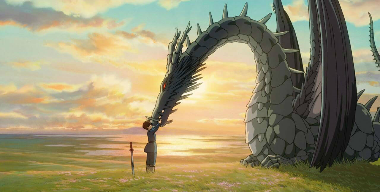 tales-from-earthsea studio Ghibli