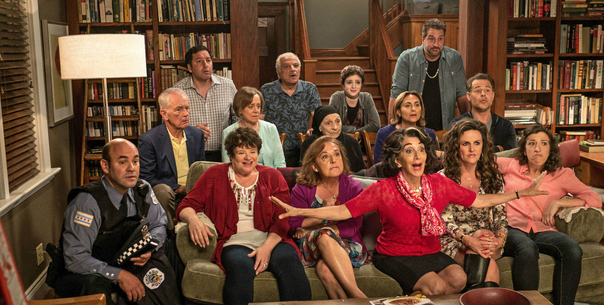 my big fat greek wedding spoiler movie review