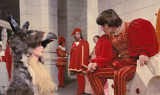 Red Prince Donkey Skin 1970 Movie Still