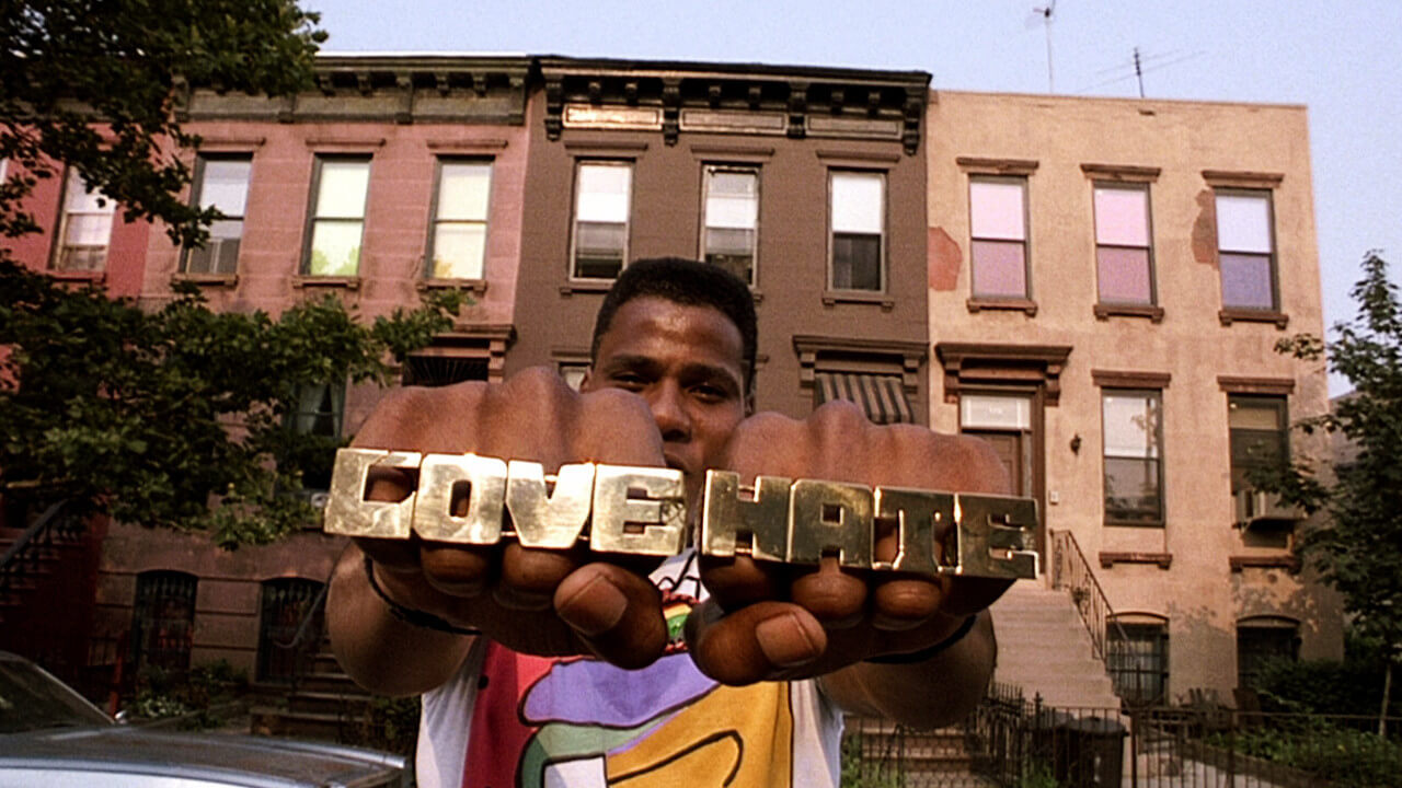 the criterion audit do the right thing by spike lee 97 do the right thing love hate rings film essay