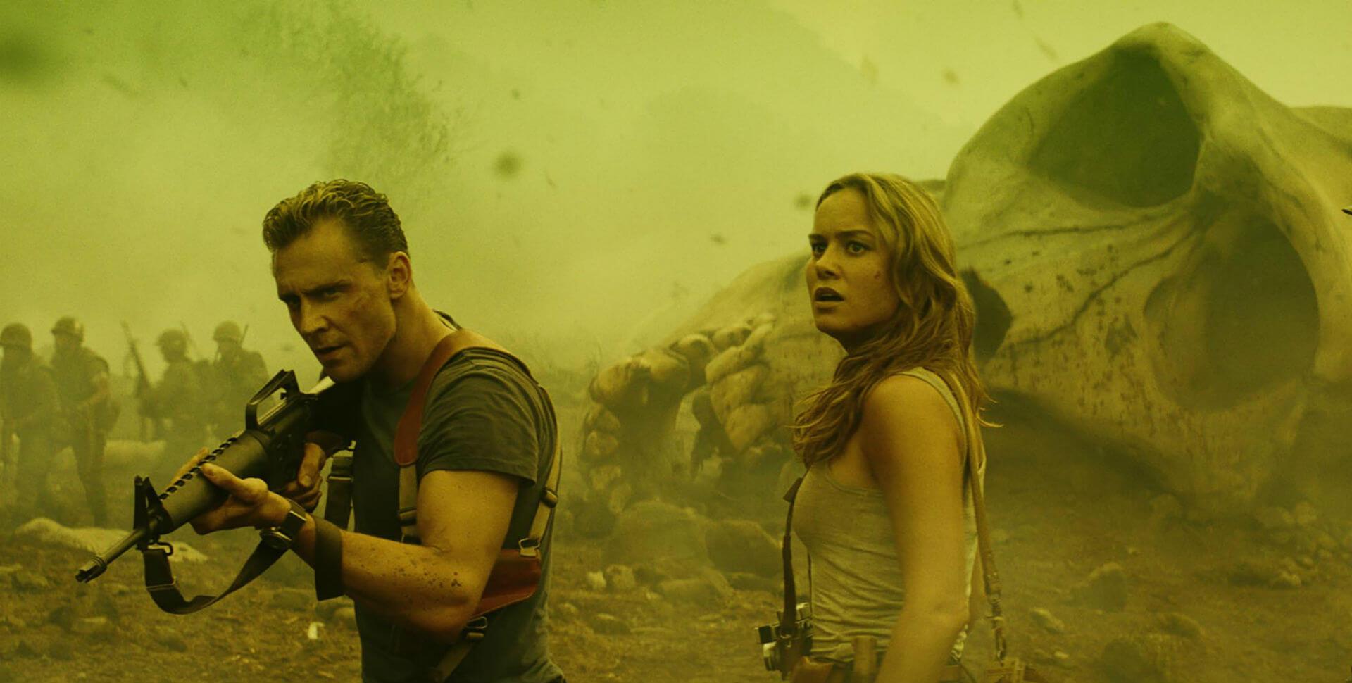 Kong: Skull Island 2017 Spoiler Free Movie Review