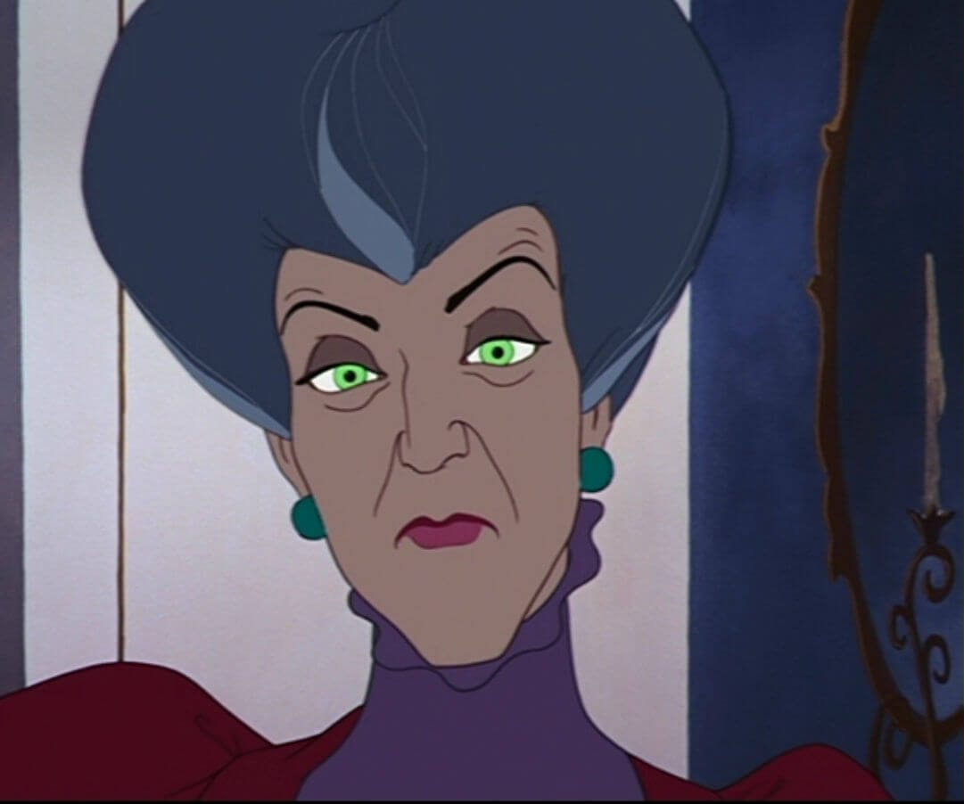 Evil Stepmother Cinderella 1950 Disney