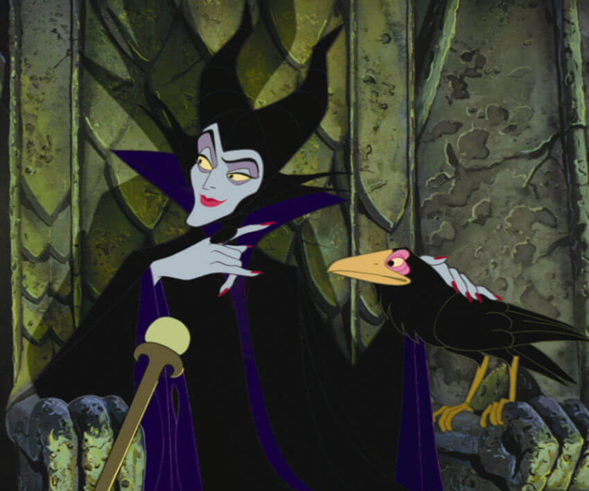 Sleeping Beauty Maleficient 1959