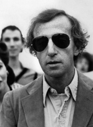 Woody Allen in Stardust Memories