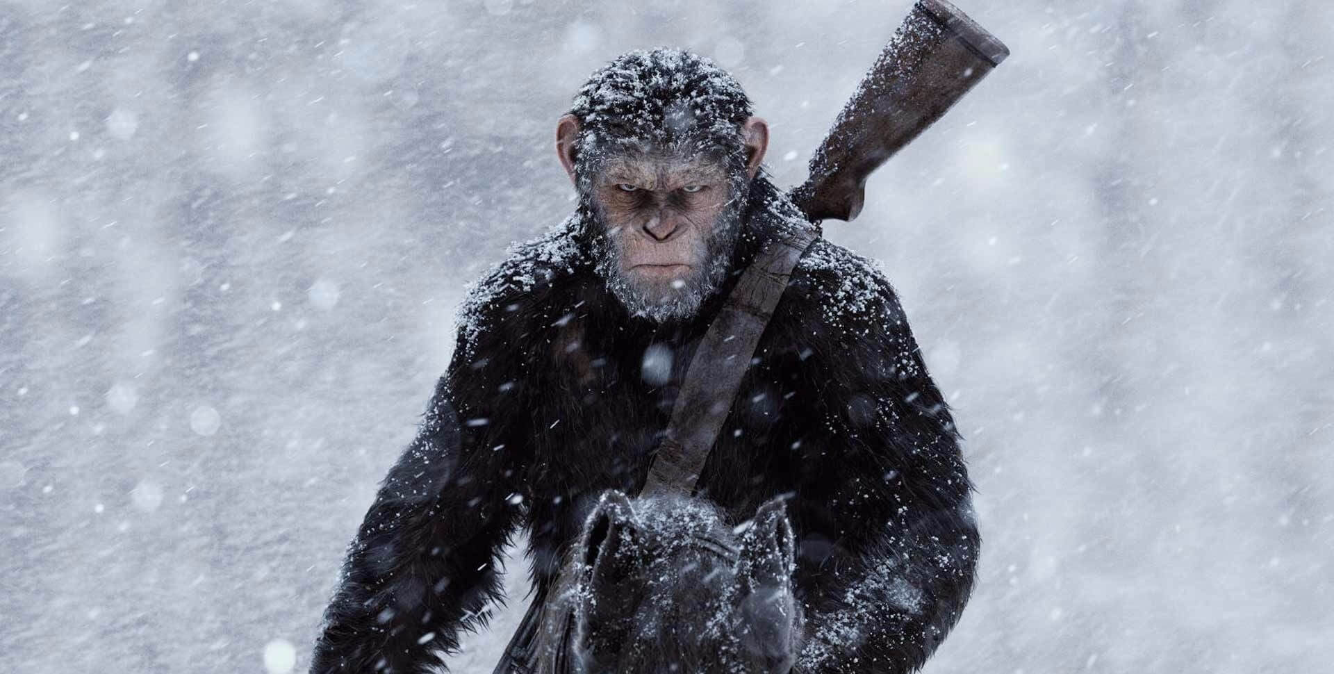 War for the Planet of the Apes 2017 Spoiler Free Movie Review