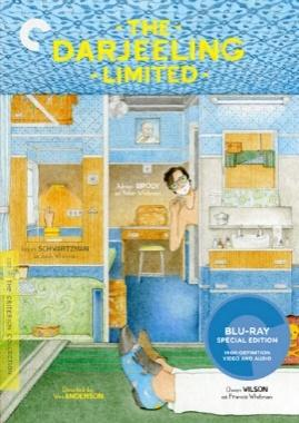 he Darjeeling Limited - Movie Poster - Wes Anderson Director
