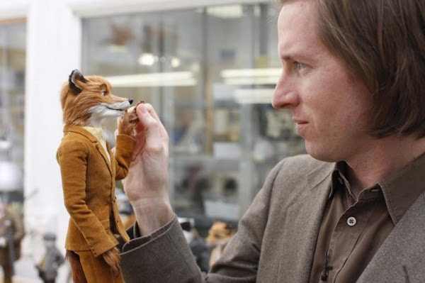 director wes anderson fantastic mr fox