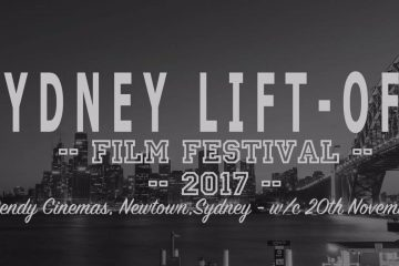 Sydney Lift-Off Film Festival Poster 2017